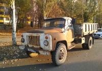 самосвал ГАЗ-САЗ-3507 #т 842 тх 163. г. Самара, ул. Демократическая