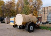 "Прицеп-цистерна #5386 ВН 77 . г. Москва, территория парка ""Сокольники"""