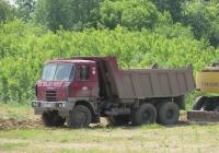 Самосвал Tatra 815-2 #М 380 КХ 45. Курган, Молодёжный парк