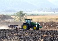 Трактор John Deer 7930. Израиль, Северный округ