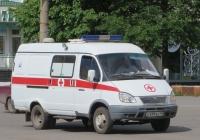 "АСМП ГАЗ-32214 ""Газель"" #С 699 ЕЕ 45. Курган, улица Куйбышева"