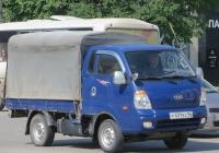 Бортовой грузовик Kia Bongo III #Т 431 ЕС 96. Курган, улица Куйбышева