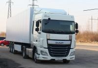 Седельный тягач DAF XF Euro 6 #С 178 АВ 39. Псков, улица Труда