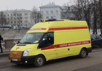 АСМП Ford Transit #А 294 МР 60. Псков, улица Леона Поземского
