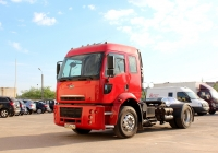 Седельный тягач Ford Otosan Cargo 1830T CCK1 #К 321 КС 60. Псков, Инженерная улица