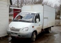 Автолавка Купава КТ-310 на шасси ГАЗ-3302 Газель #Н 334 ЕА 60. Псков, улица Новоселов