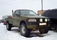 Пикап Opel Frontera #Т 371 КА 60. Псков, Инженерная улица