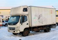 Фургон 38786-0000010-40 на шасси Foton Ollin I 3800 #С 378 ЕХ 60. Псков, Инженерная улица