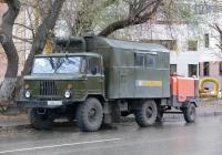 ПАК-65Д на шасси ГАЗ-66-14 #К 396 РВ 63. Самара, улица Советской Армии