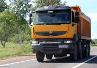 Самосвал на шасси Renault Kerax #Т 989 УМ 178. Санкт-Петербург, Пушкин