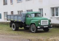 Самосвал ГАЗ-САЗ-3507 на шасси ГАЗ-53-14 #С 994 ВХ 60. Псков, Боровая улица