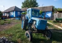 Трактор Т-40М. Молдова, Флорештский район, с. Гура-Каменчий