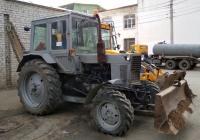 Баровая машина  на тракторе Беларус-82П. г. Самара, ул. Больничная