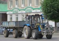 Трактор Беларус-82.1. Курган, улица Куйбышева