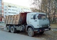 Самосвал КамАЗ-45141 #Т 480 ЕМ 60. Псков, улица Алтаева