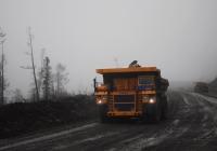БелАЗ-7513*. Республика Саха(Якутия), Эльгинский угольный разрез