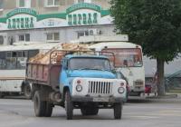 Самосвал на шасси ГАЗ-53-12 #М 709 КЕ 45. Курган, улица Ленина