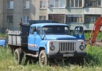 Бортовой грузовик ГАЗ-53-12 #У 328 КН 45. Курган, улица Бурова-Петрова