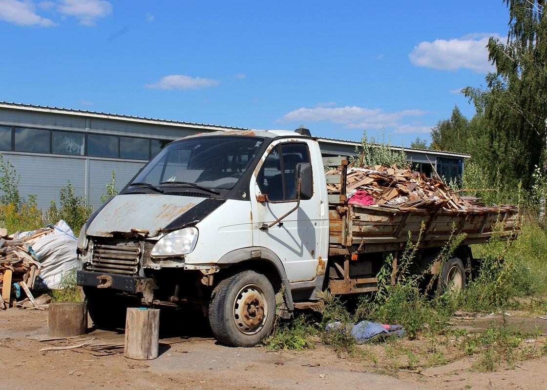 ГАЗ-3310 Валдай . Псков, Железнодорожная улица