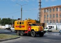 Аварийная мастерская газовой службы на шасси ЗиЛ-131НА  #AX 4468 CK. Харьковская область, г. Харьков, Салтовское шоссе