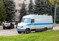 Автозак на базе ЗИЛ-5301СС #М 1304 60. Псков, Инженерная улица