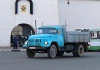 ЗИЛ-130 #Х 328 ВО 60. Псков, улица Леона Поземского