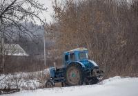 Трактор Т-40М. Сумская область, Лебединский район, с. Зализнычное