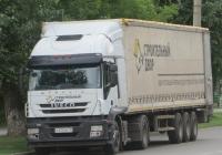 Седельный тягач Iveco-AMT Stralis АD-АТ440S43ТР #Н 335 МЕ 72.  Курган, улица Куйбышева
