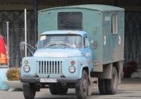 Аварийно-ремонтная мастерская на шасси ГАЗ-53-12 #У 300 РК 74. Курган, Станционная улица