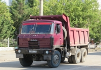 Самосвал Tatra Т815-2 #У 999 КЕ 45.  Курган, улица Куйбышева