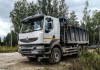 Renault Kerax. г.Мирный, Архангельская обасть