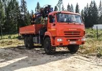 КамАЗ-43118. г.Мирный, Архангельская обасть