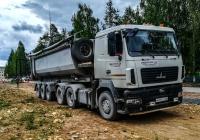 МАЗ-6430. г.Мирный, Архангельская обасть
