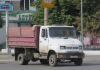 Самосвал на шасси ЗиЛ-5301БО #М 708 МВ 45. Курган, улица Куйбышева