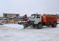 Комбинированная дорожная машина МДК-5337 #В 853 СА 29. Архангельская область, Мирный