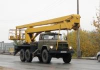 АГП-22 на насси ЗиЛ-131Н #Н 832 НН 60. Псков, Индустриальная улица