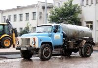 КО-503В на шасси ГАЗ-53-12 #А 973 ВТ 60. Псков, улица Гоголя