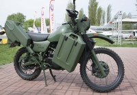 Военный мотоцикл Harley-Davidson MT350 Military. Киев, ул. Медовая 1, Олд Кар Фест. у