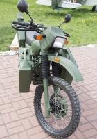 Военный мотоцикл Harley-Davidson MT350 Military. Киев, ул. Медовая 1, Олд Кар Фест. у
