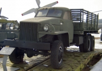 грузовой автомобиль Studebaker US6. г. Тольятти, технический музей им. К. Г. Сахарова