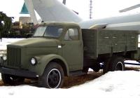 грузовой автомобиль ГАЗ-51*. г. Тольятти, технический музей им. К. Г. Сахарова