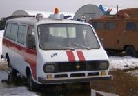 АСМП РАФ-22031-01. Самарская область, Тольятти, технический музей им. К. Г. Сахарова