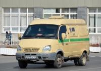 Инкассаторский автомобиль САР-2967-03 #В 093 ТЕ 64. Саратов, улица Радищева,