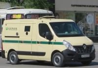 Инкассаторский автомобиль Мушкетёр-29461-01 на шасси Renault Master #А 754 МВ 45.  Курган, улица Куйбышева