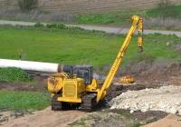 Трубоукладчик PipelineMan. Израиль, Северный округ