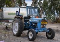 Трактор Ford 4600. Израиль, Северный округ