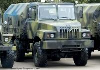 Грузовик Урал-4320-49 МВСВ-2006.. Москва, ВДНХ