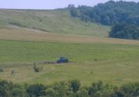 Трактор ХТЗ. Луганская область, Белокуракинский район