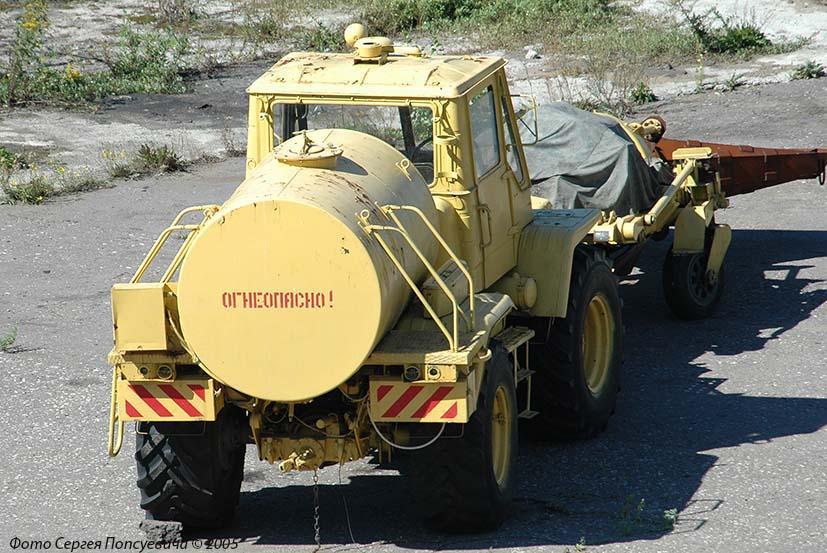 Тепловая машина ТМ-59МГ на шасси Т-150К.. Московская обл. Жуковский.