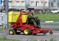 Машина для ухода за газоном Gianni Ferrari PG Ленинский проспект. Санкт-Петербург